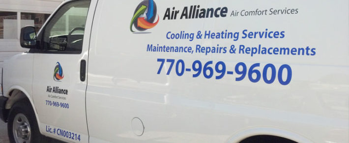 Air Conditioning Service in Marietta GA